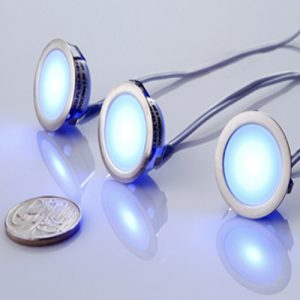Baer Bullet Led Lights Blue