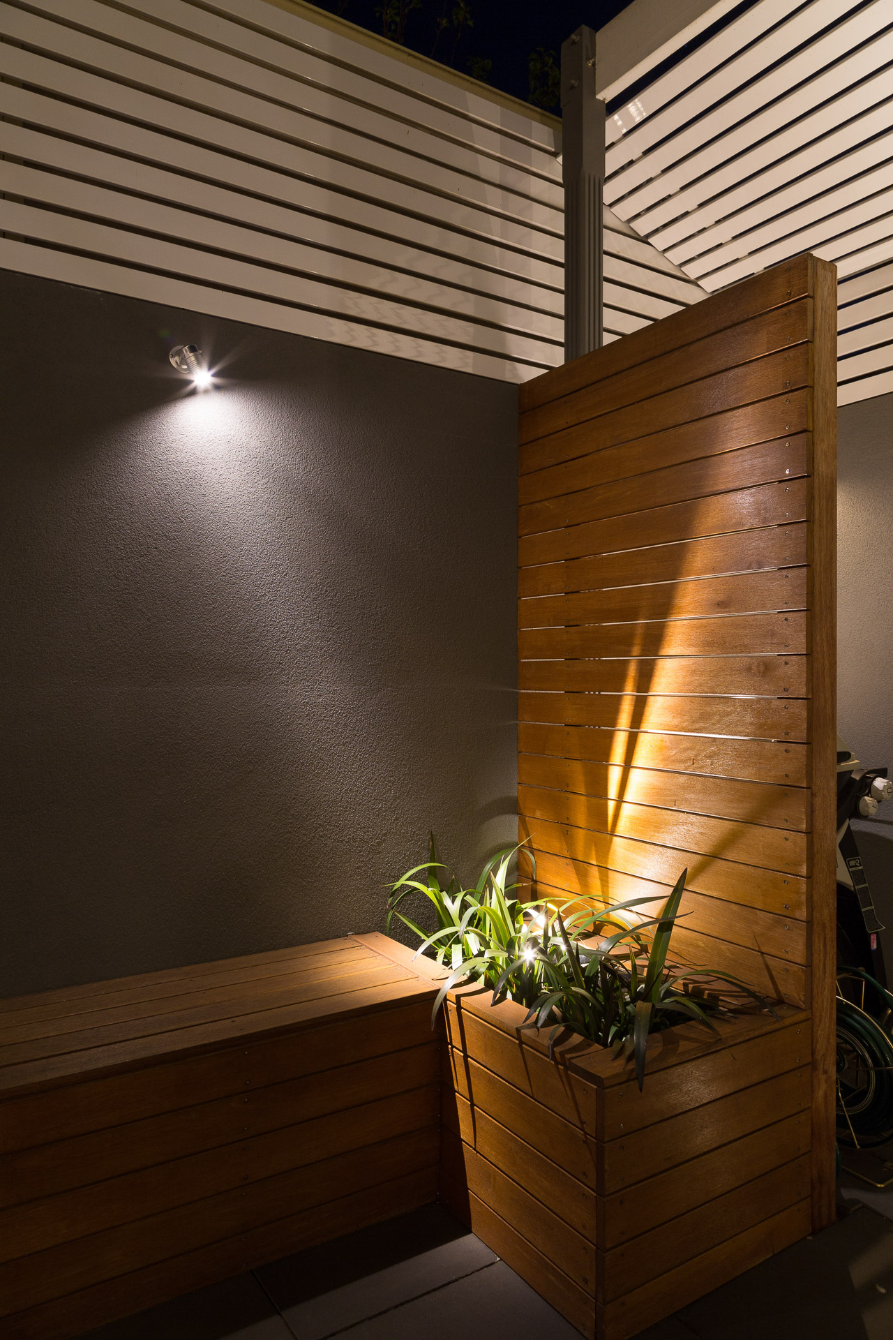 lux wall light lighting feature wall
