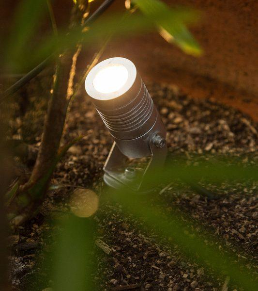 LUX 6W Garden SA Outdoor Lighting