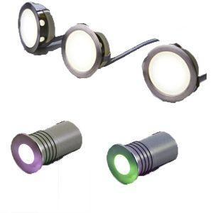 LED IN-GROUND & DECK LIGHT (12V)