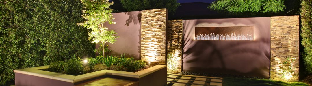 Spike Light and backlit screen LED SA outdoor Lighting