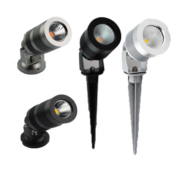 GARDEN SPIKE LIGHTS, Low Voltage LED